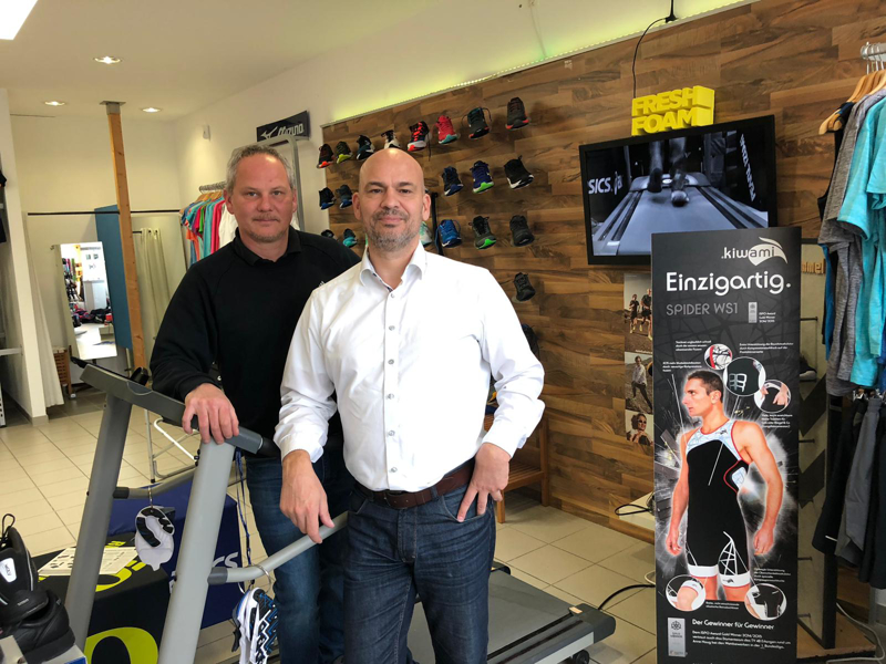 triathlon.one-Partner: B2 Sport Bonewitz Mainz-Gonsenheim