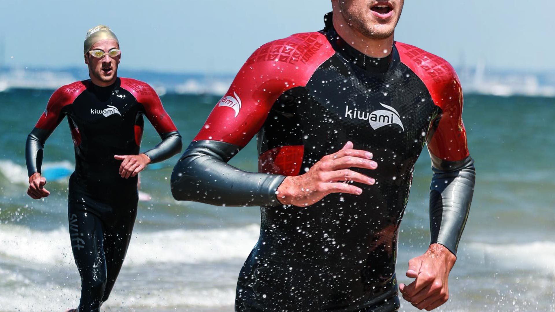 KiWAMi SWIFT Triathlon Neoprenanzug | Wetsuit
